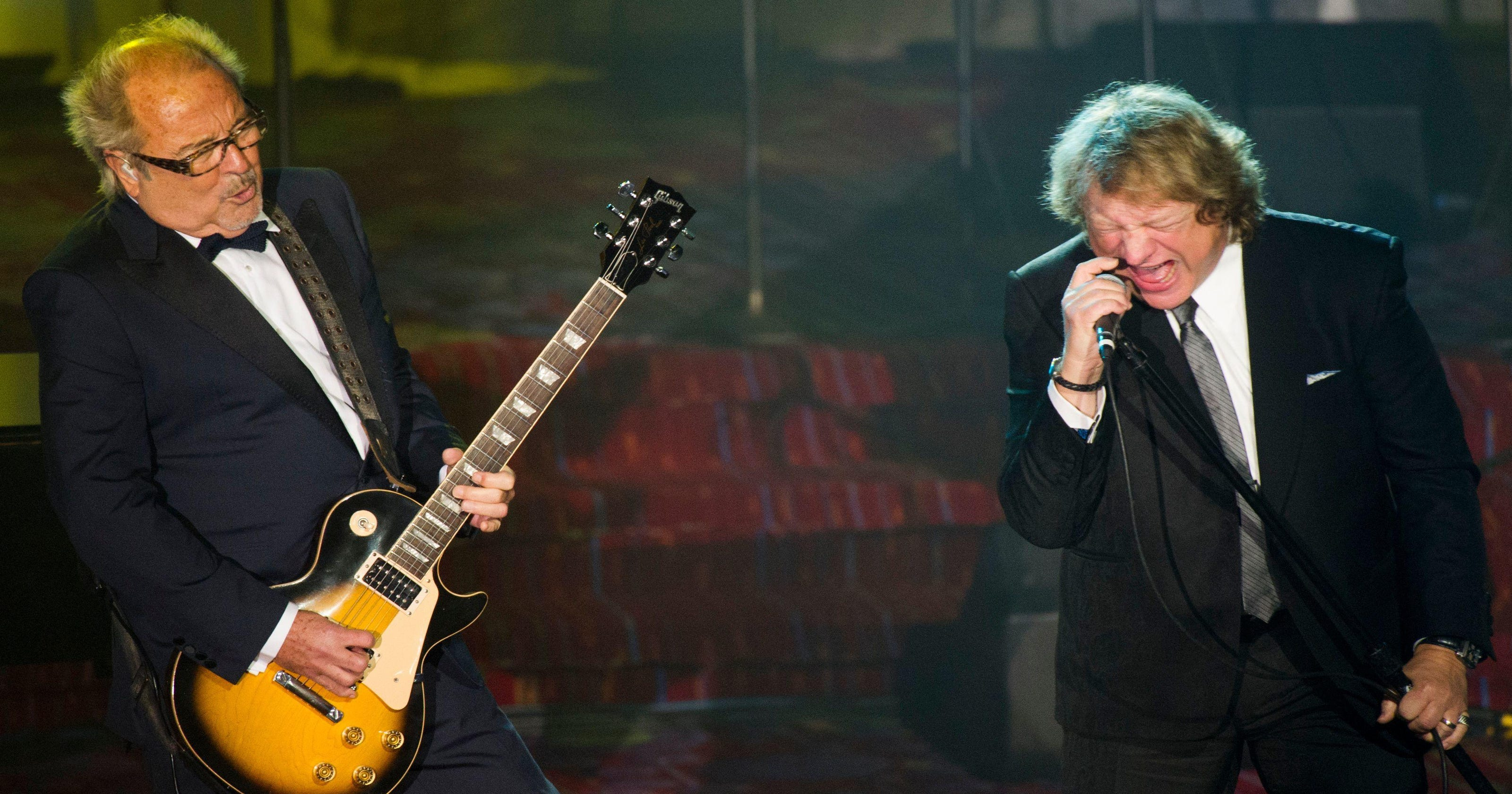 Foreigner Co-founders Lou Gramm, Mick Jones On TV Tonight