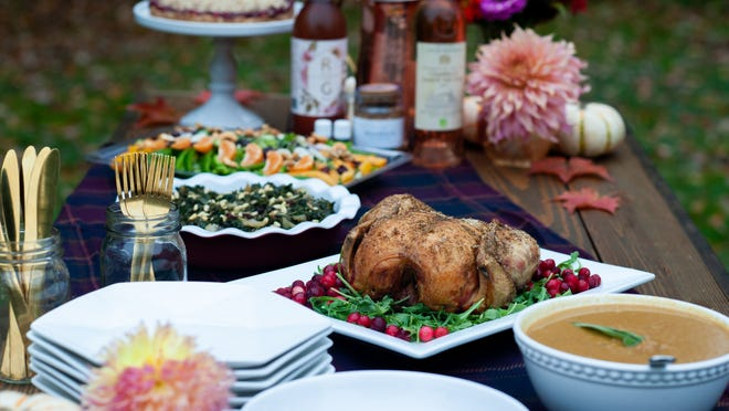 In this time of COVID-19 Mood Food Events has focused on projects that had been on the back burner, including the launch of a blog which will feature how to create a dairy, gluten and refined sugar free Thanksgiving feast with all natural products.