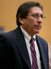 Prosecutor Juan Martinez during the Jodi Arias trial