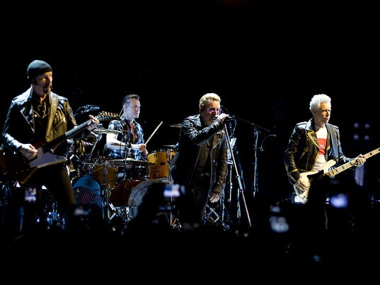 u2 sets new date for hbo concert in paris. Black Bedroom Furniture Sets. Home Design Ideas