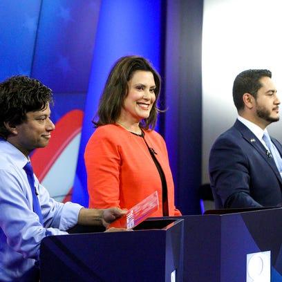 In debate, Dems decry Trump border policies that sent infants to Michigan