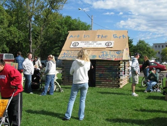 The 46th annual Art in the Park will be held Sept.