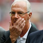Swiss open 2006 World Cup criminal case against Beckenbauer