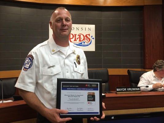 City receives award