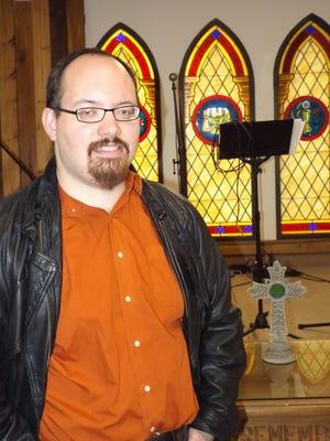 The Rev. Colin Douglas