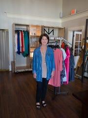 Kelly Hogan, owner of The Fashion