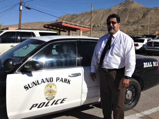 Sunland Park Police Chief Javier Guerra says he's proud of how his officers responded to violent situations.