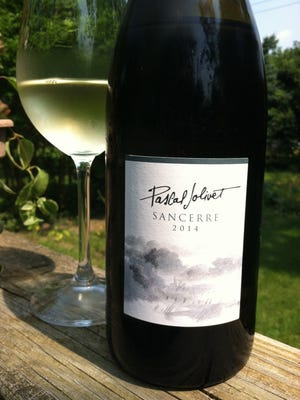 Sancerre is made in France's Loire Valley.