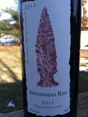 Arrowhead Spring's Red is a Meritage blend of 46 percent Cabernet Franc, 29 percent Merlot and 25 percent Cabernet Sauvignon.