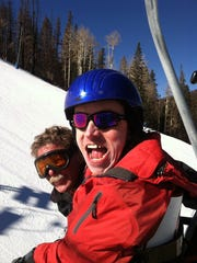 The Ski Apache Adaptive Sports program at Ski Apache,