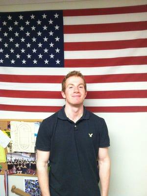 Blanchet Catholic School Junior, Kevin D. McCarthy.