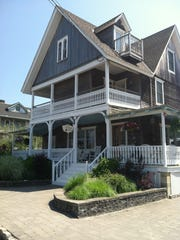 Hydrangea House in Beach Haven is one of Long Beach Island's quaint B&B's.