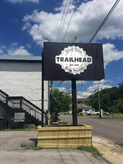 Trailhead Beer Market is at 1317 Island Home Ave.