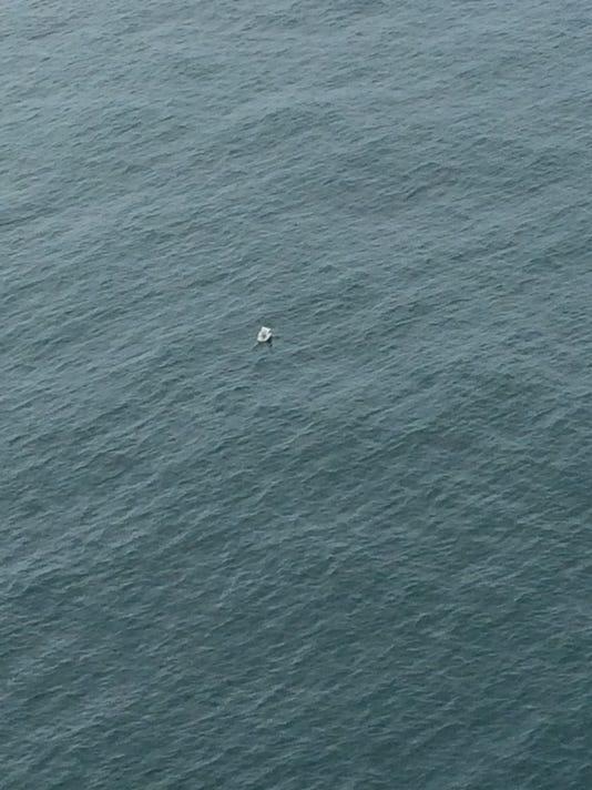 Coast Guard aids mariner after vessel hits object, sinks off southern Washington coast