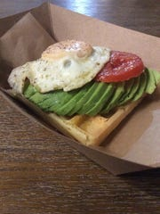 Delicious avocado toast is great for any meal.