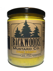 Backwoods Mustard Co., has won several awards.
