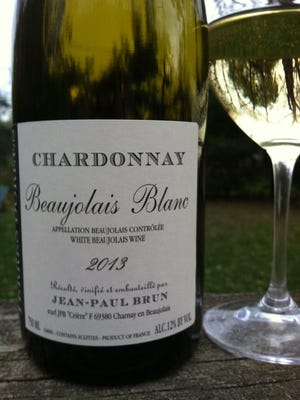 This French white goes with autumn salads, chicken soup and seafood.