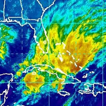 Disorganized tropical trouble