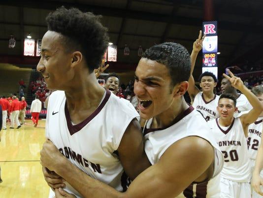 Don Bosco boys basketball
