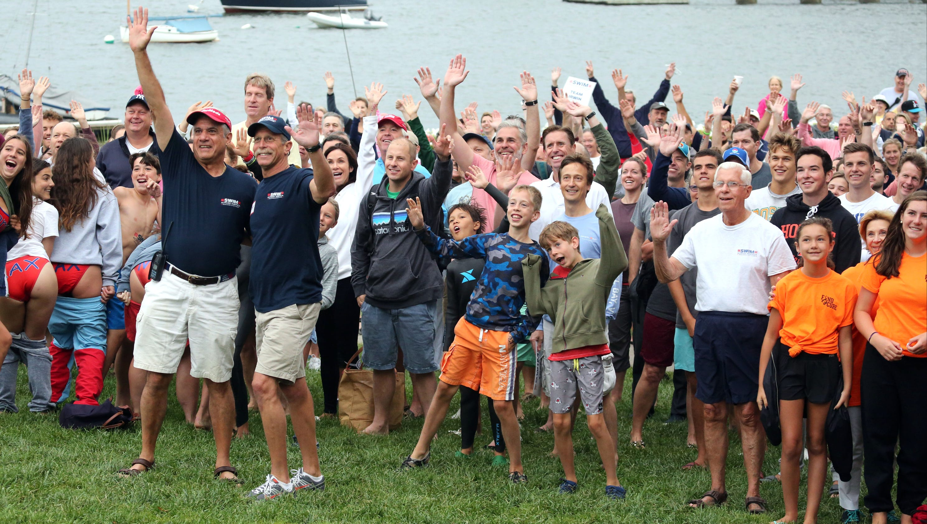 Swim Across America Long Island Sound