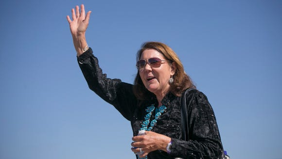 U.S. Rep. Ann Kirkpatrick, D-Ariz., has been officially