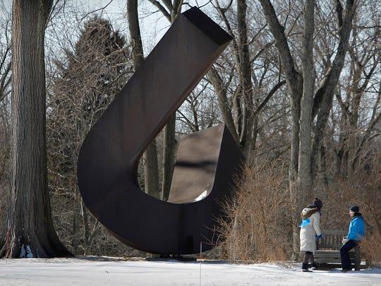 Lynden Sculpture Garden hosts its Winter Carnival Saturday.
