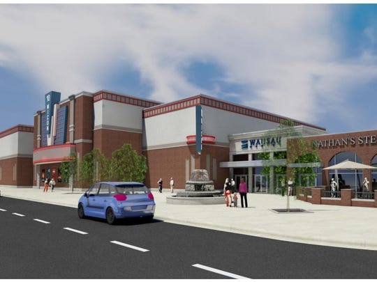 Micon Cinemas plans to work with Hoeft Builders to create 10 theaters and additional retail space.