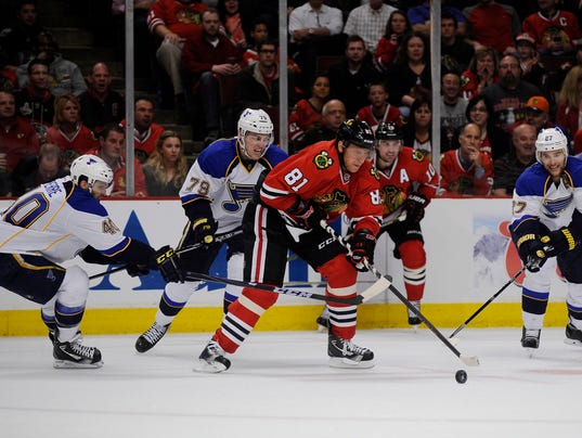 4-21-14 blackhawks blues