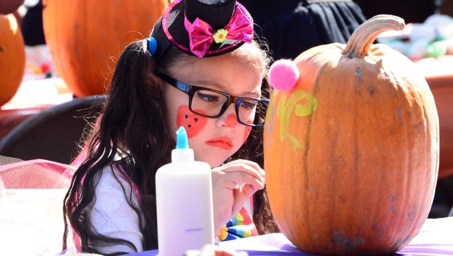 Millville Recreation Department's annual Halloween Pumpkin Extravaganza will be held from 11 a.m. to 1 p.m. Oct. 17 at Corson Park, 14th and East Main streets, Millville.