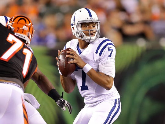 Retained: quarterback Stephen Morris.