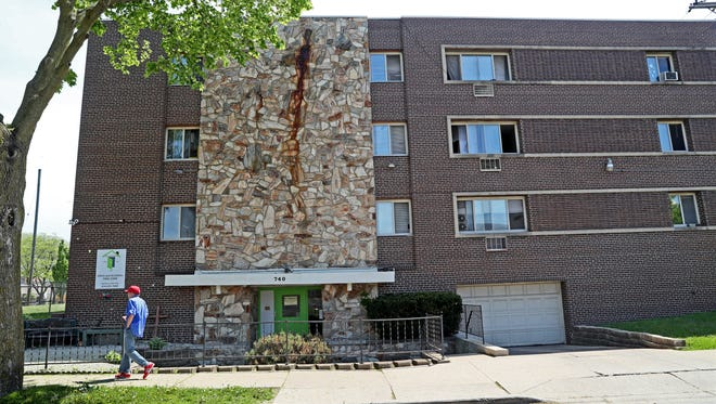 At least five people have died from drug overdoses since January 2017 at Our Safe Place, 740 N. 29th St., which has been operating as a transitional living facility for recovering drug addicts.