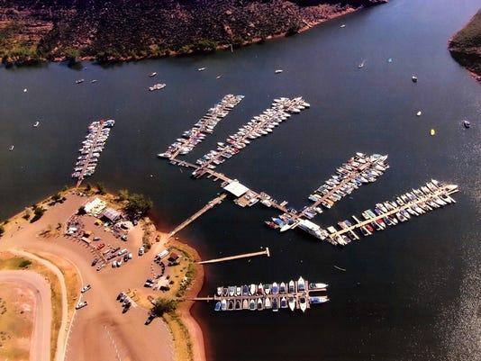 Inlet Bay Marina