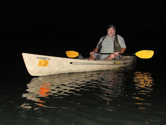 Fellows Lake Marina has sponsored several full-moon