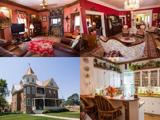 An eight-bedroom home built in 1904 in Havre is for sale for $775,000.