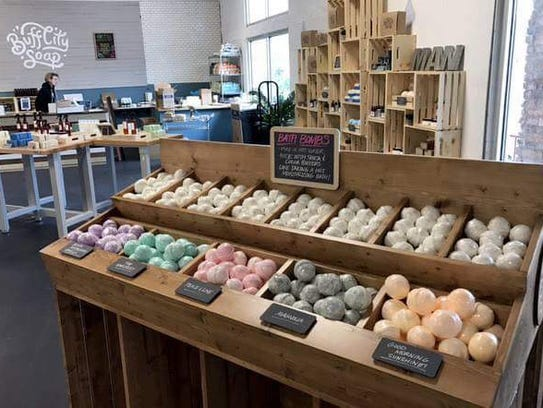 Buff City Soap is set to have its grand opening in