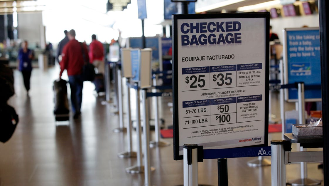 The future of airline fees: What you're likely to pay more for