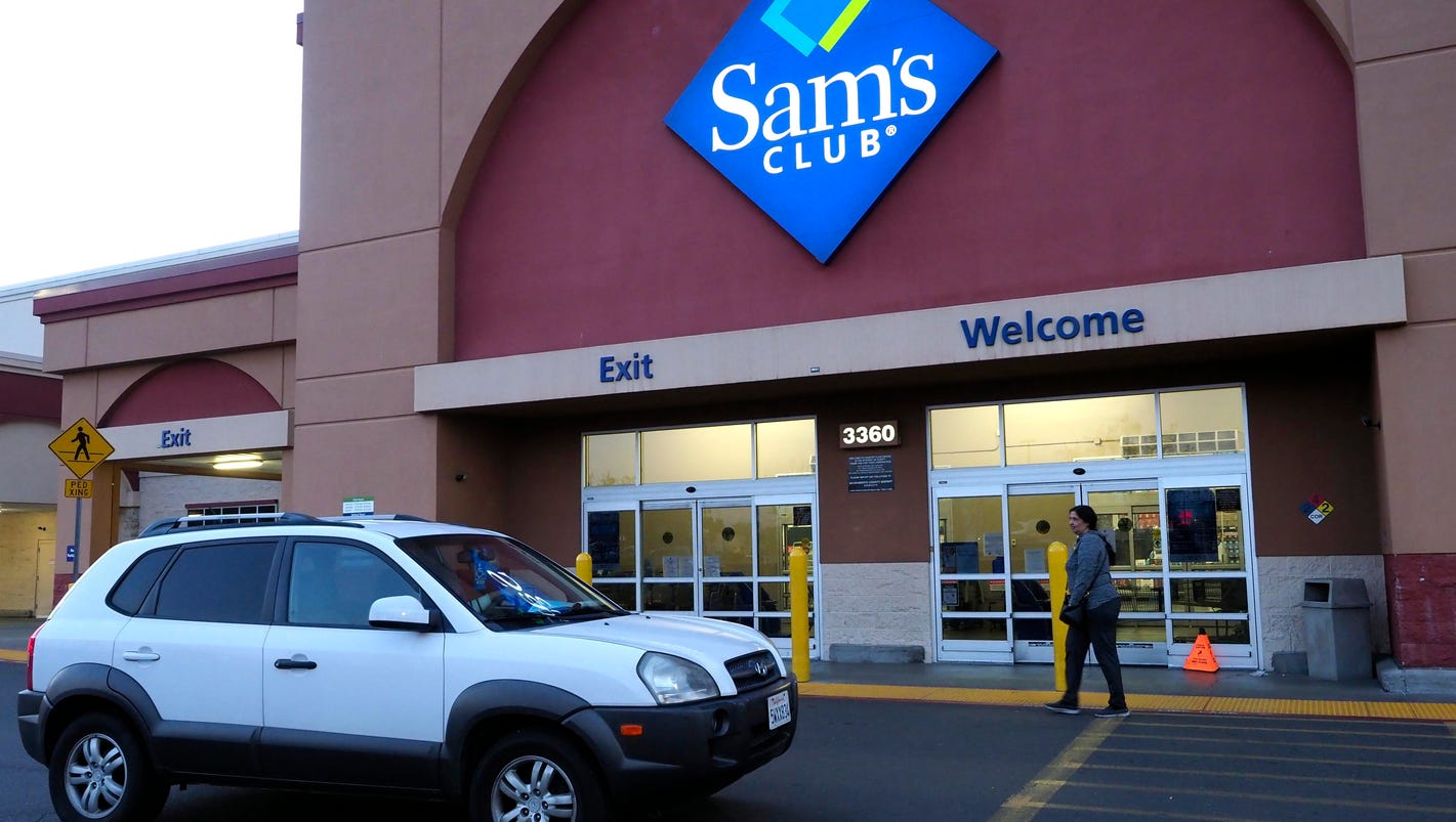 Sam\'s Club revamps membership categories, offers more free shipping