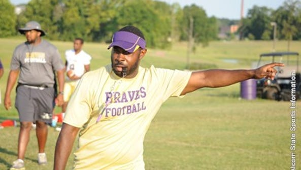 Cedric Thomas helped guide Alcorn State to the top