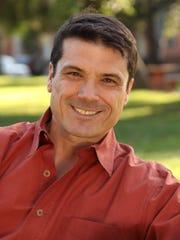 Tony Frassrand of Los Angeles