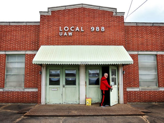 A worker-turned-union official at the old Memphis International