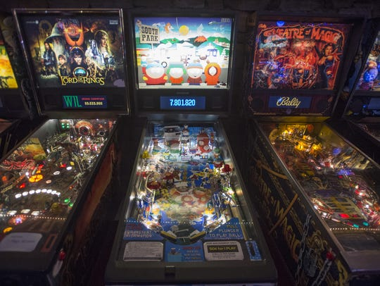 Flashback Arcade is a pinball player's favorite wish come true.