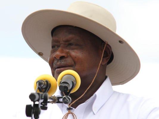 FILES-UGANDA-POLITICS
