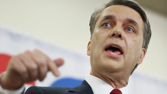 Former Gov. Jeff Colyer took a key step Friday towards being able to raise money and mount a challenge to Gov. Laura Kelly in 2022.