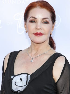 Priscilla Presley attends the 3rd Annual Dizzy Feet Foundation's Celebration Of Dance Gala at Dorothy Chandler Pavilion on July 27, 2013 in Los Angeles, California.