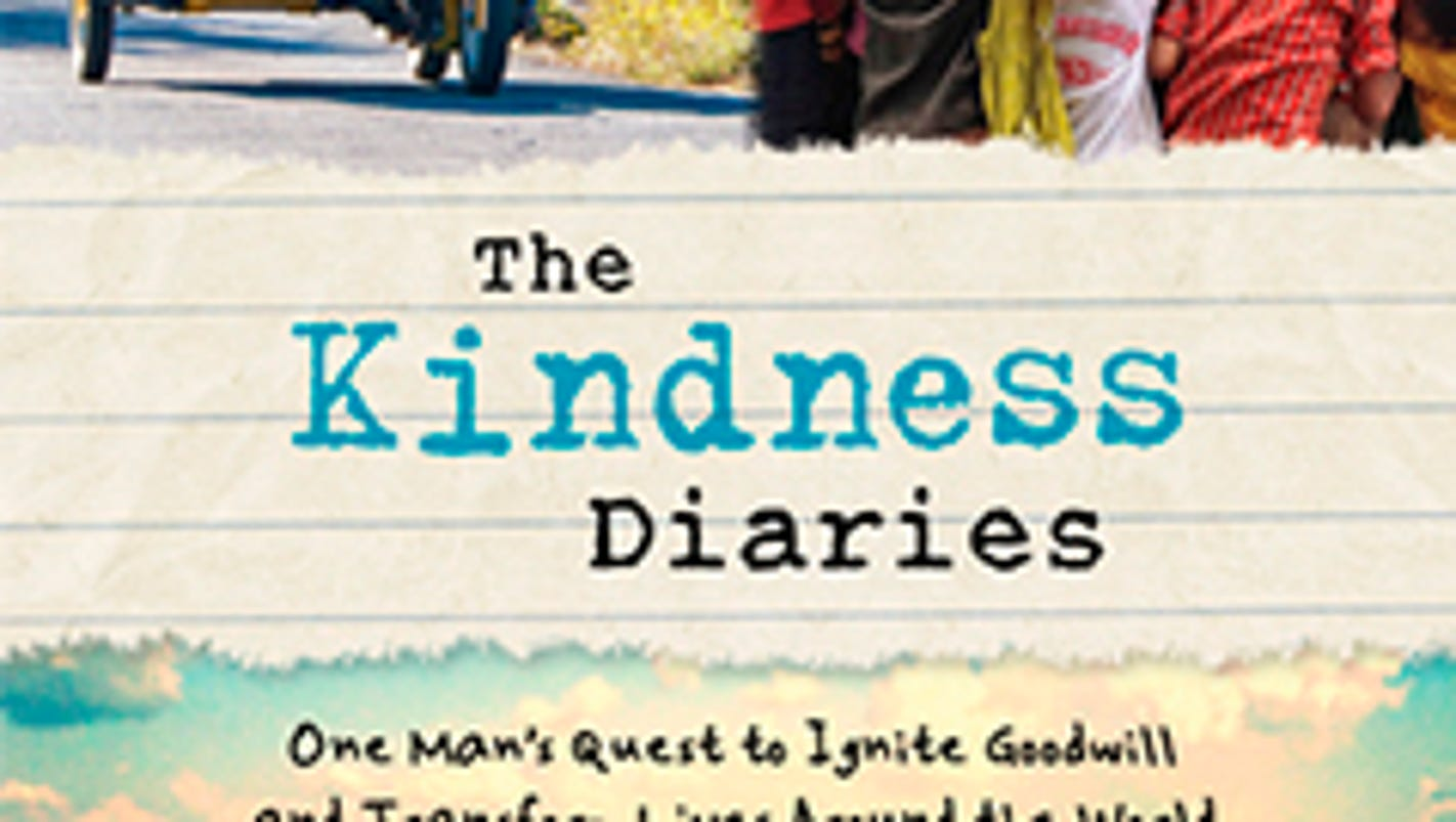 'kindness Diaries' Shares An Inspirational Tale From Global Journey