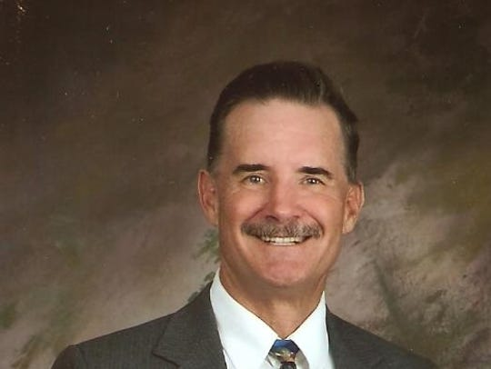 Mike Dunn, a trustee on Conejo Valley Unified school