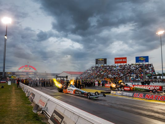 NHRA: US Nationals