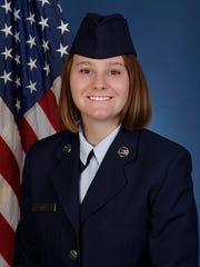 U.S. Air ForceAirman Emily L. Ray