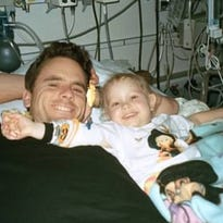 Charles Esten's painful path through daughter's cancer