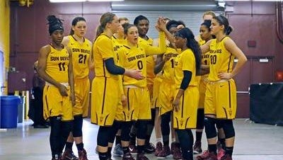 ASU women's basketball, now 26-4, is No. 9 in the AP top 25, tying for its second highest ranking.